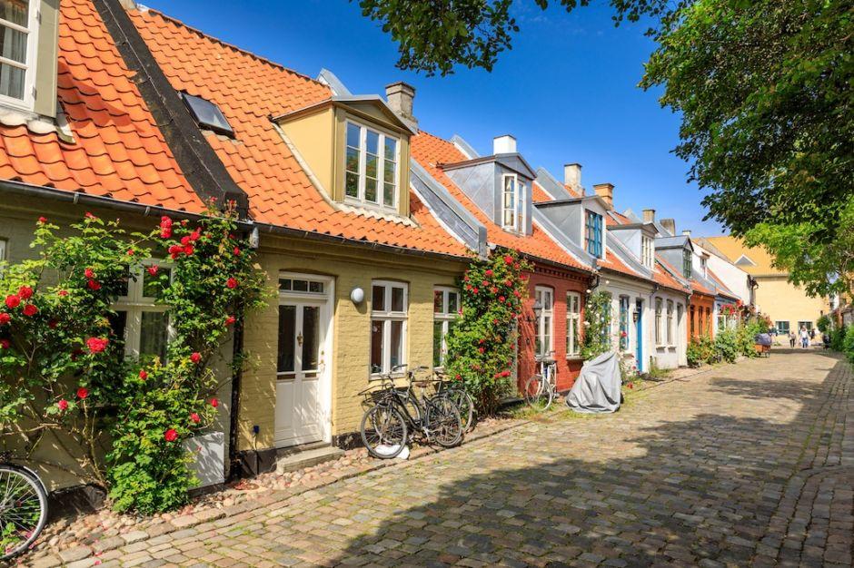 Mollestien Aarhus Denmark