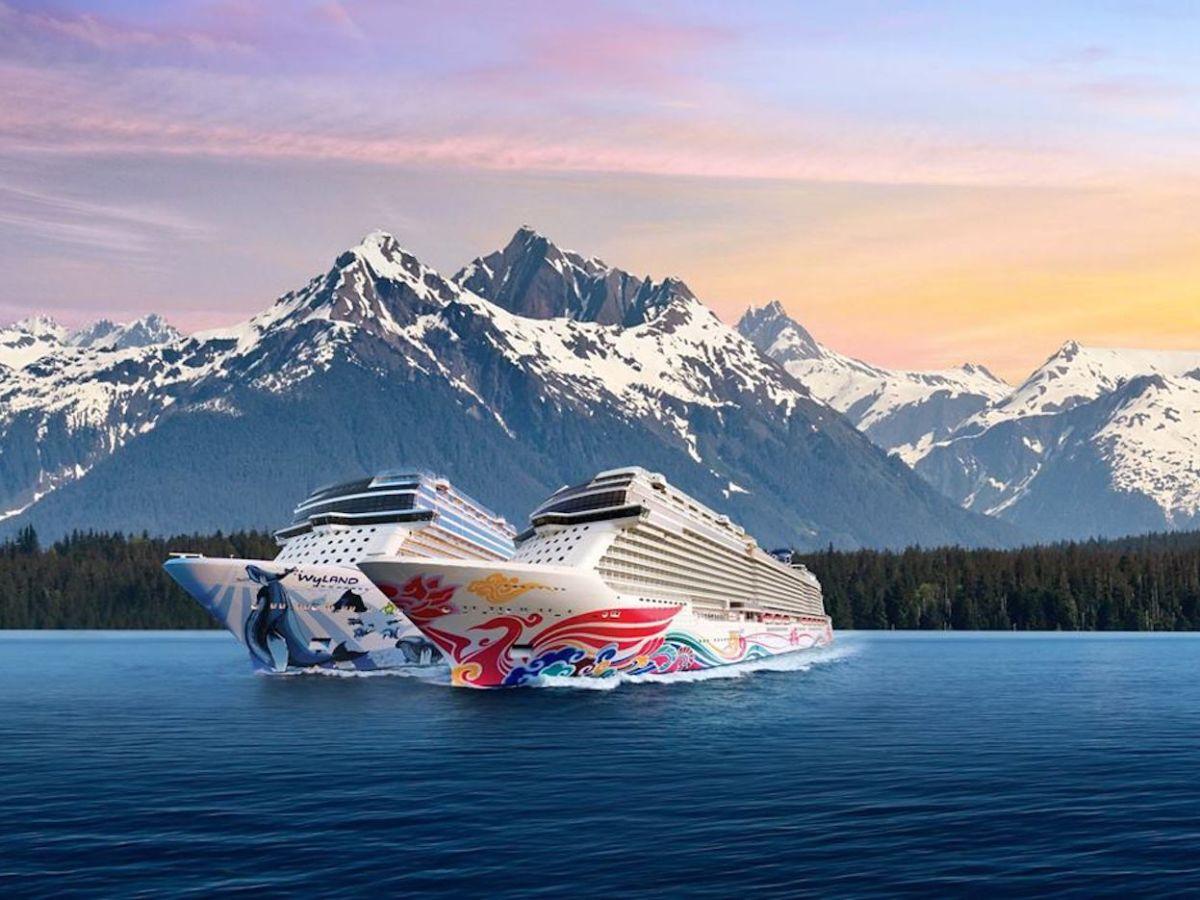 Free Flights For Alaska Cruises On Norwegian Cruise Lines