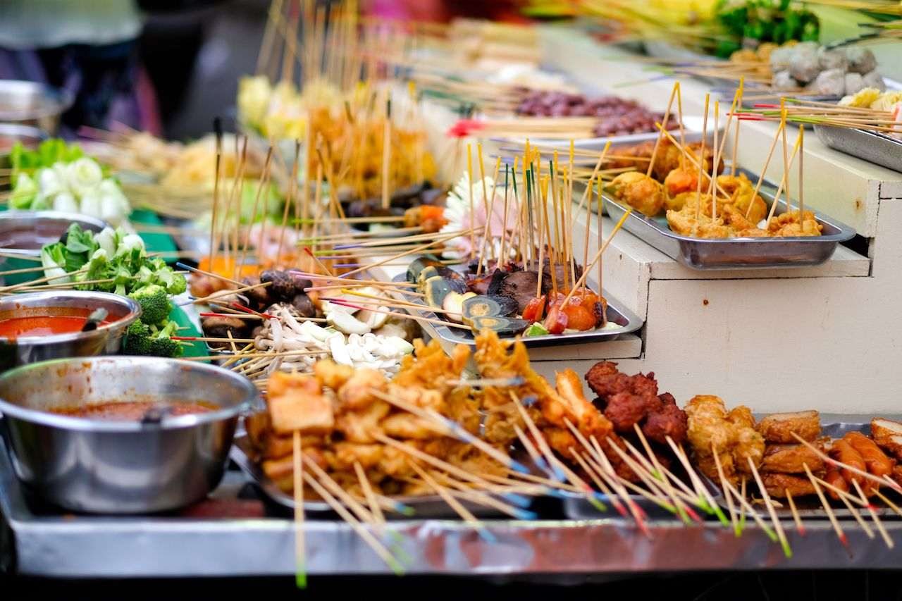 Penang, Malaysia, is a foodie haven