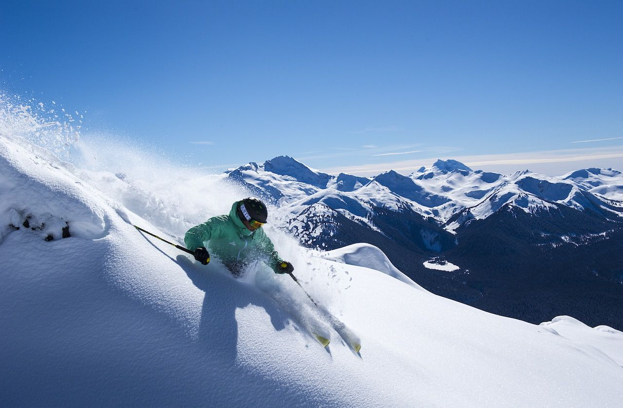 Whistler s mountain culture is epic.
