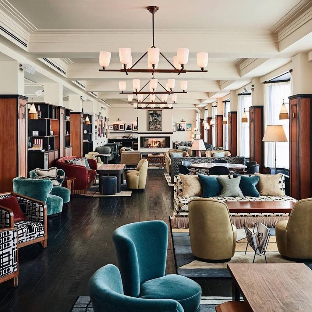 Inside the Soho House Chicago