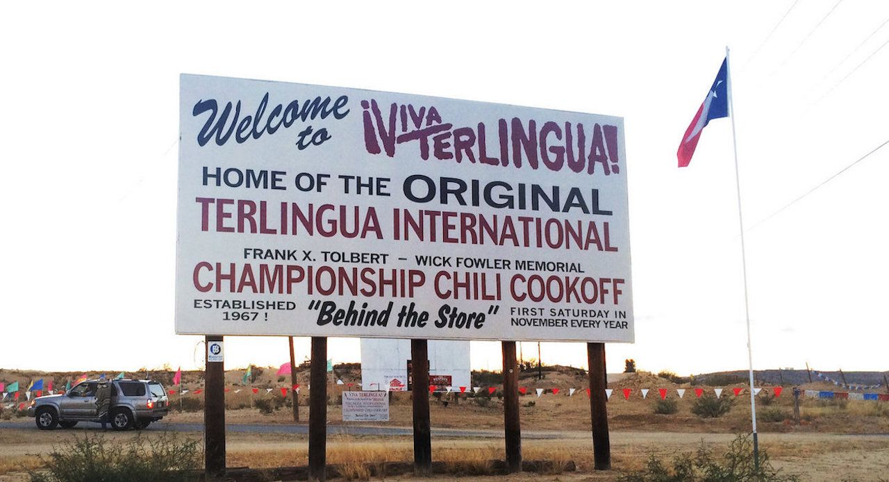 The Original Terlingua International Championship Chili Cookoff