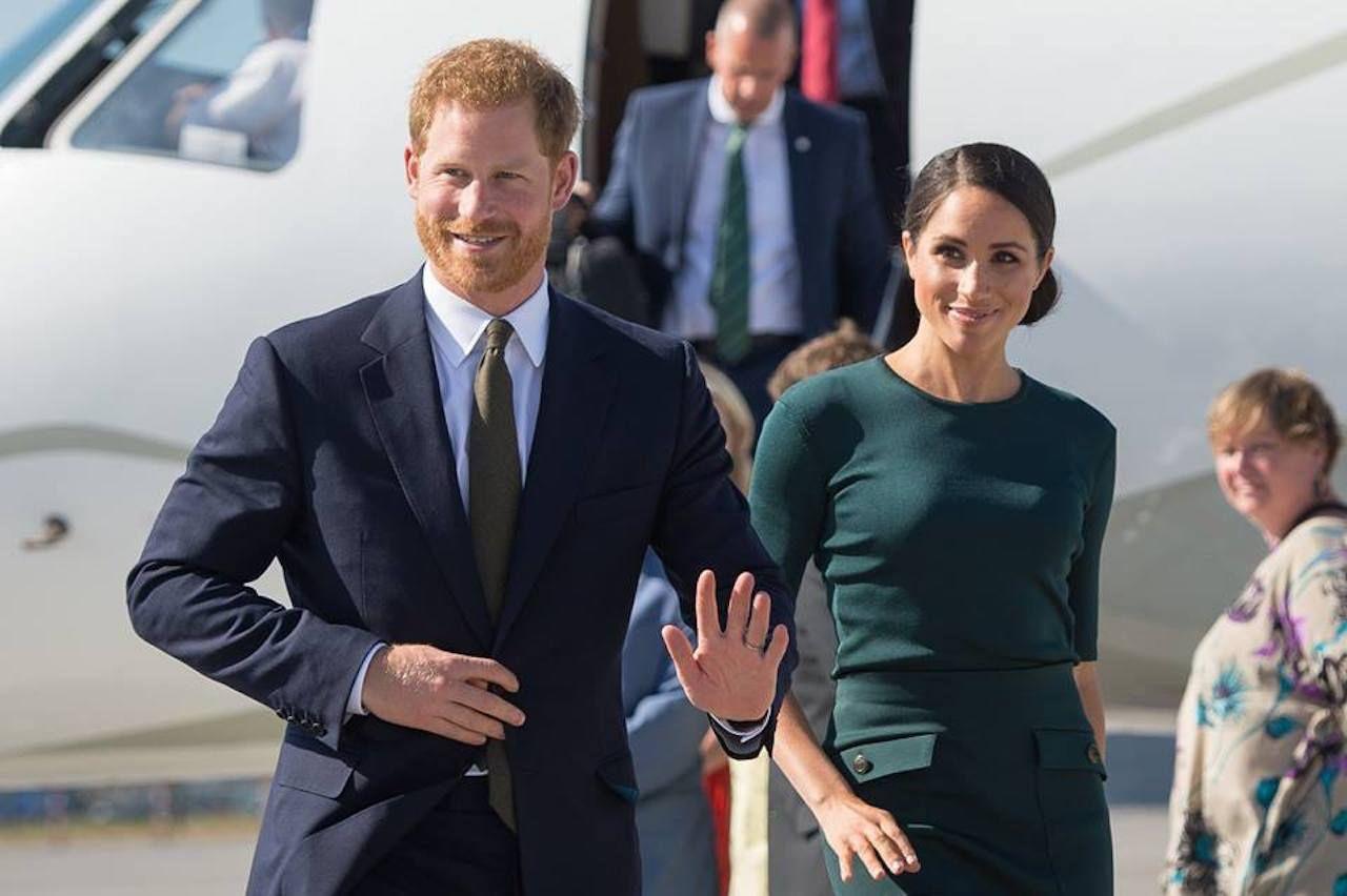 Royal tour through Oceania itinerary