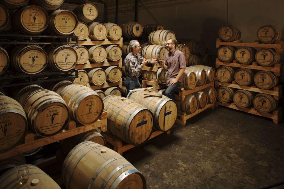 Tim Fuller Hamilton Distilleries Tucson