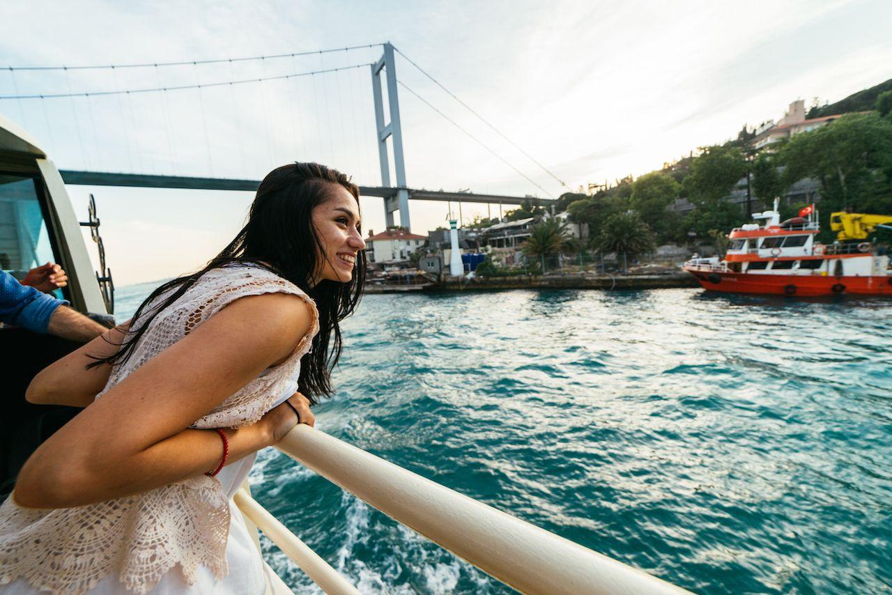 Best international ferry rides