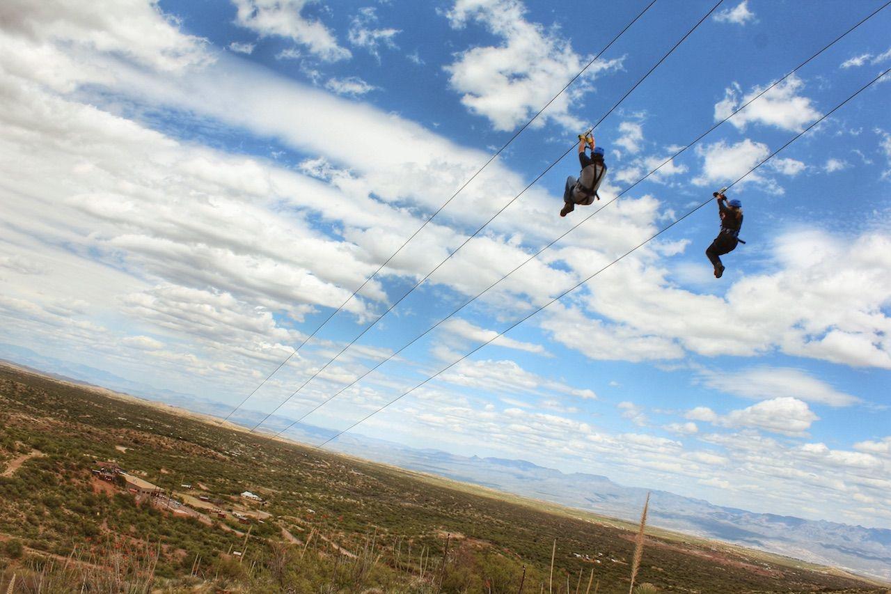 Arizona Zipline Adventures Tucson