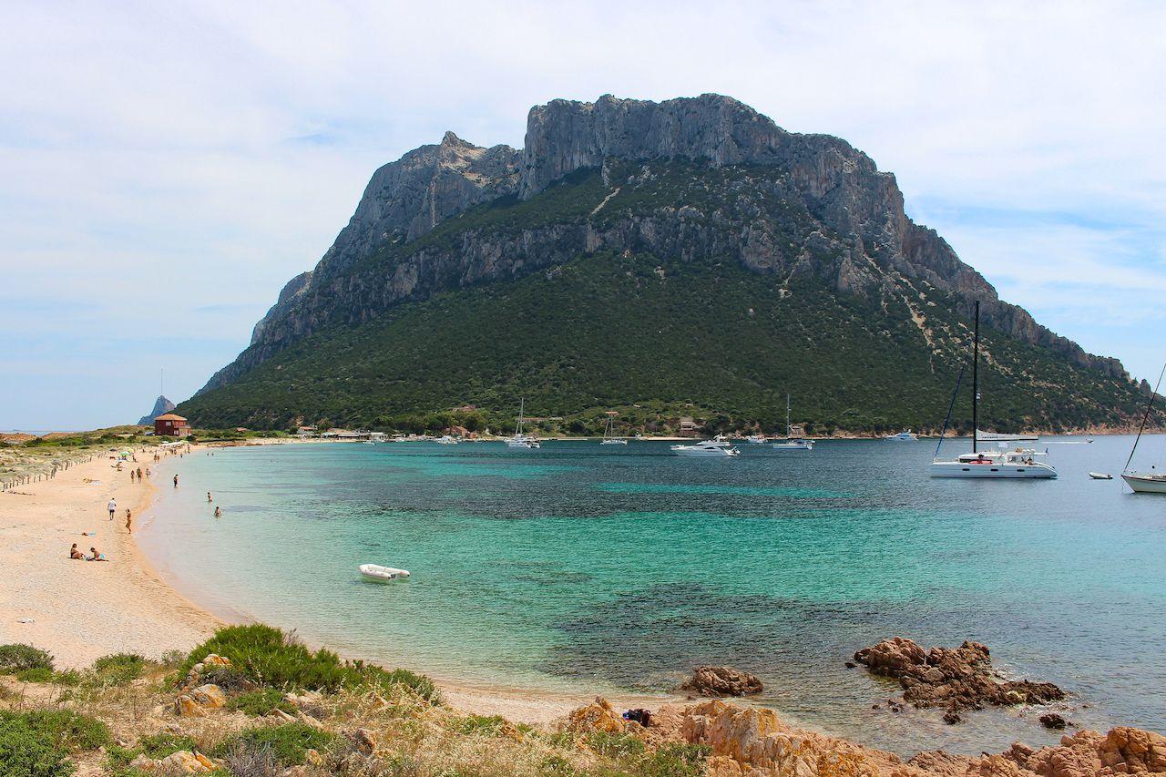 Tavolara Island, Italy