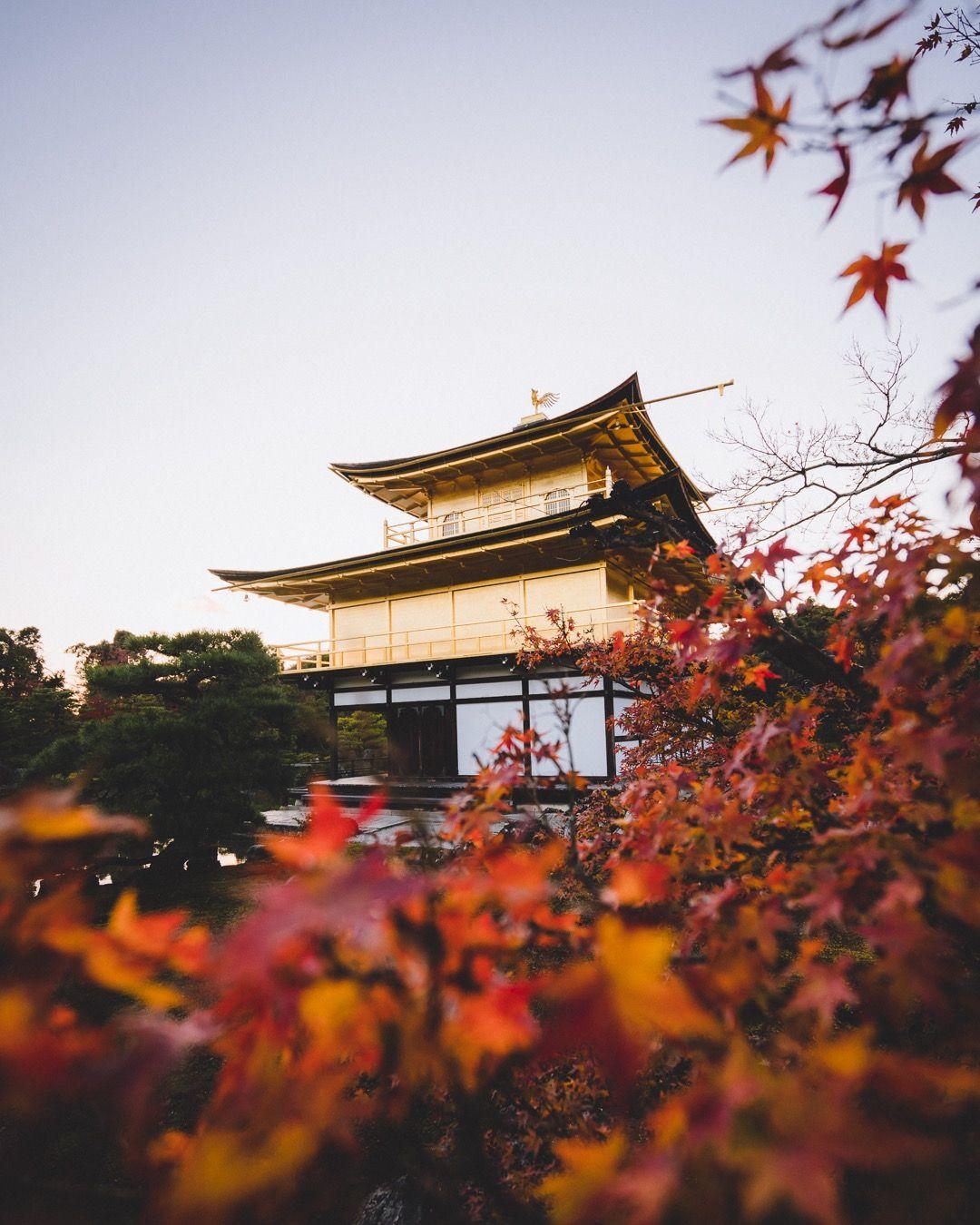 Kinkakuji in Japan