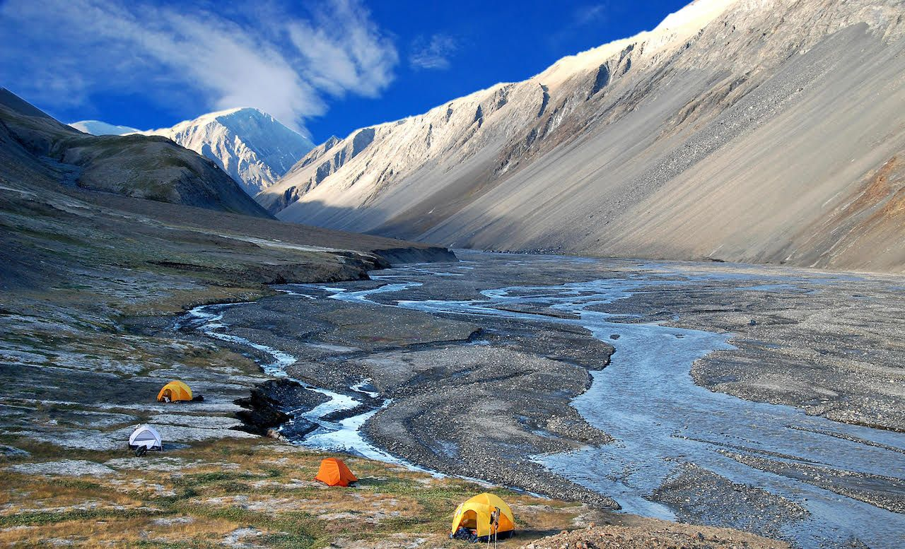 Ad Astra Expedition Nunavut