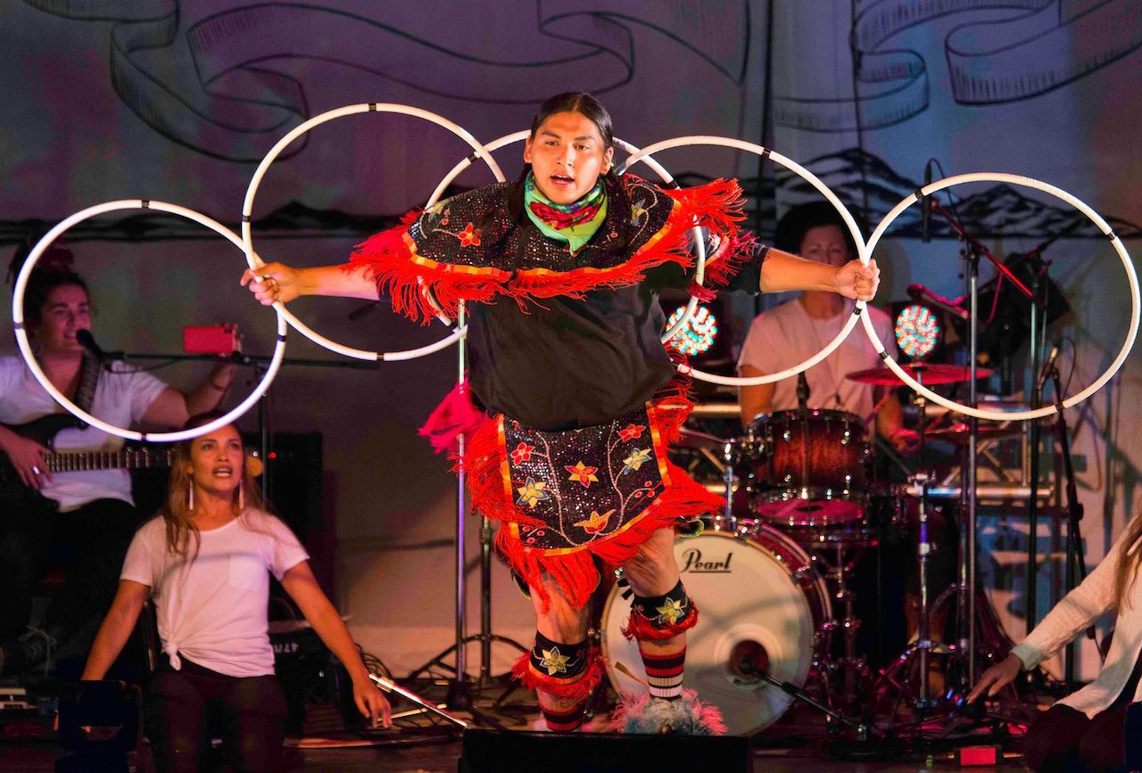 Alianait Arts Festival in Nunavut