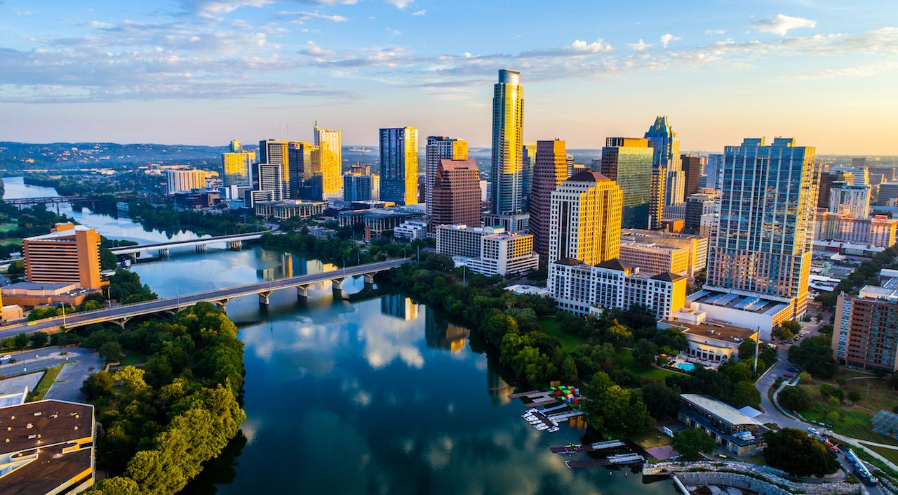US cities for vegans and vegetarians