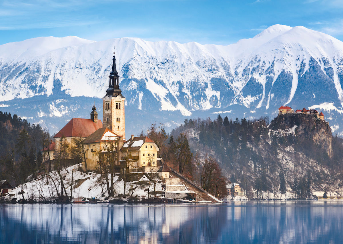 7 unexpected European cities that come to life in the winter