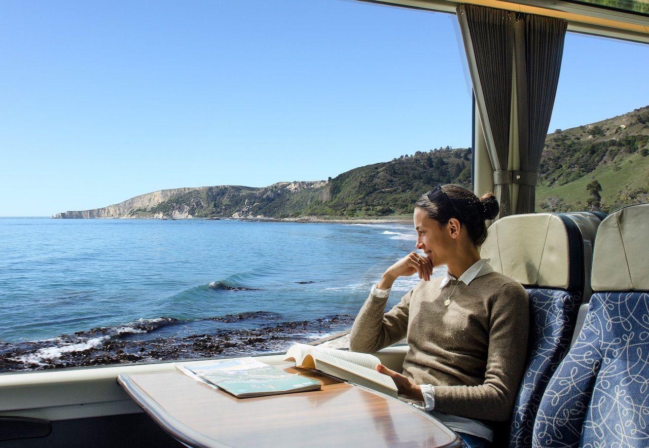 Coastal Pacific Railway reopening