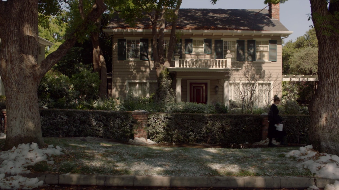 Cult House exterior from American Horror Story