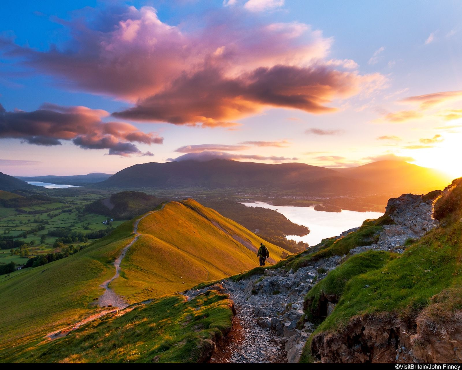 9 adventures in Great Britain