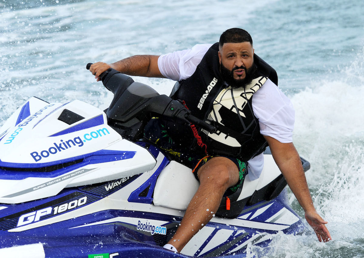 Flipboard Dj Khaled Wants To Take You On A Jet Ski Tour