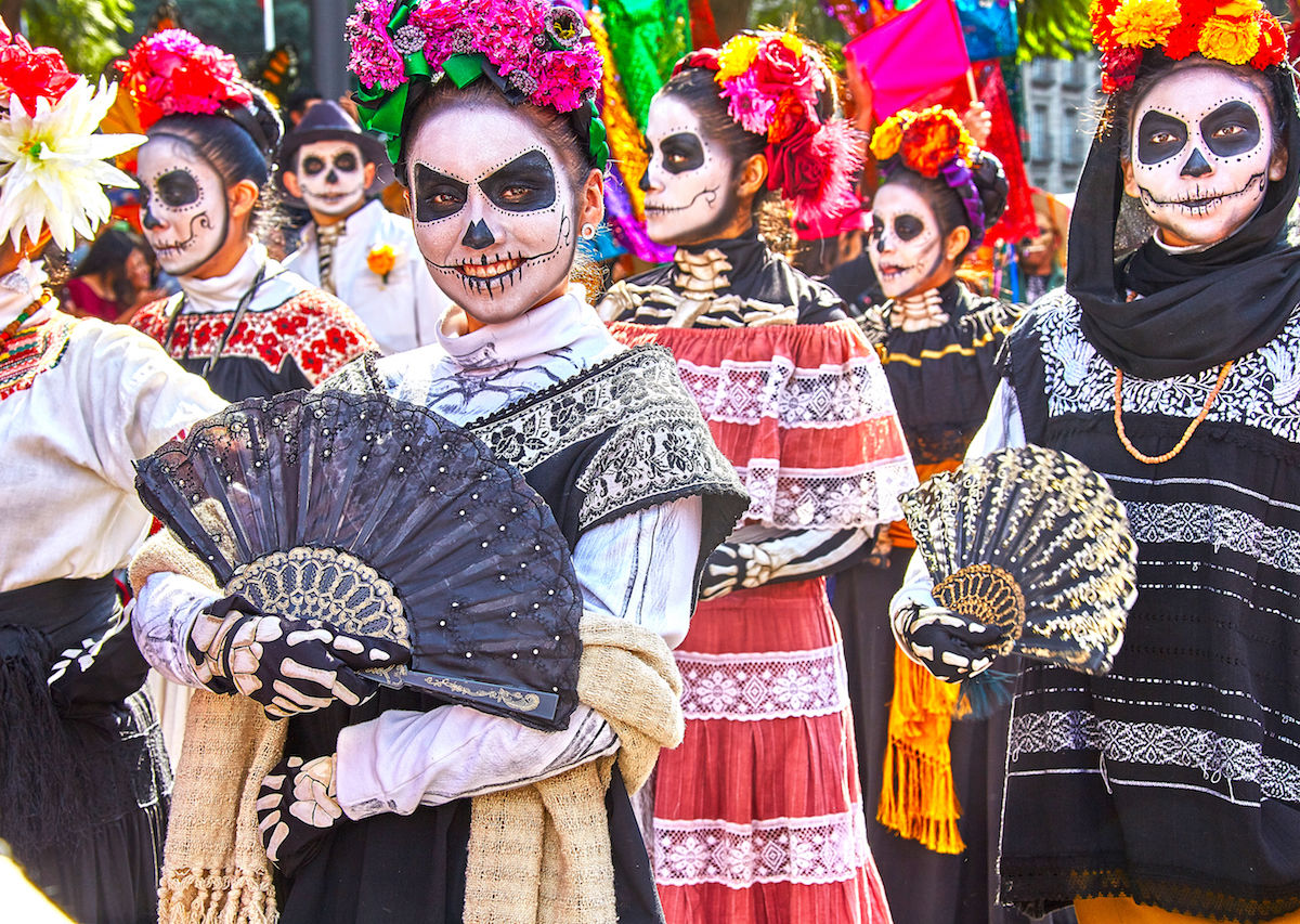 The 5 best cities in the US to celebrate the Day of the Dead