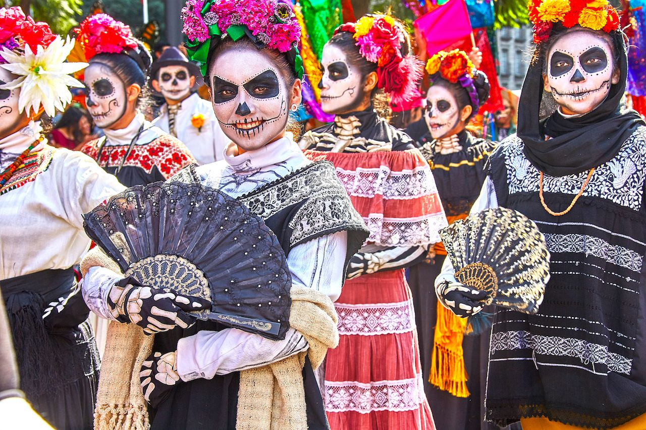 Top US Day of the Dead festivities