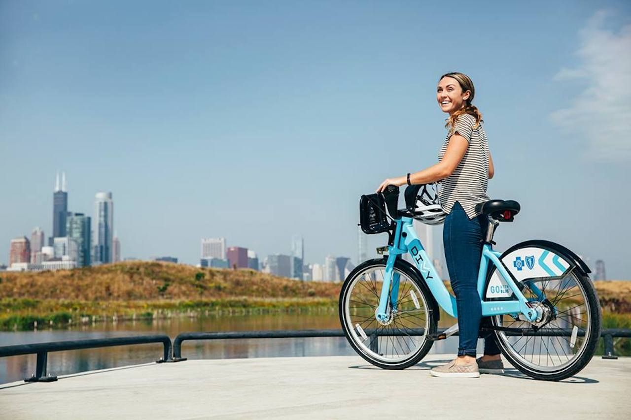 Divvy Bikes in Chicago