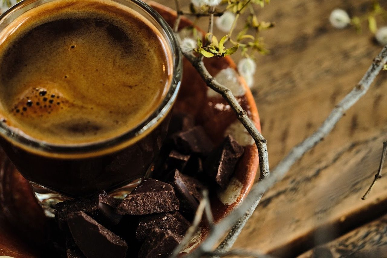 EXO Roast Co Tucson coffee