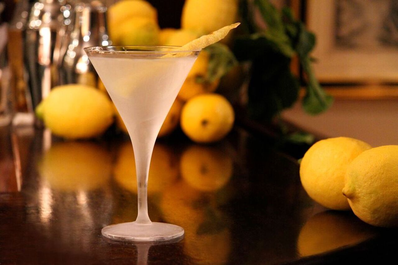 Where to get the most famous Martini