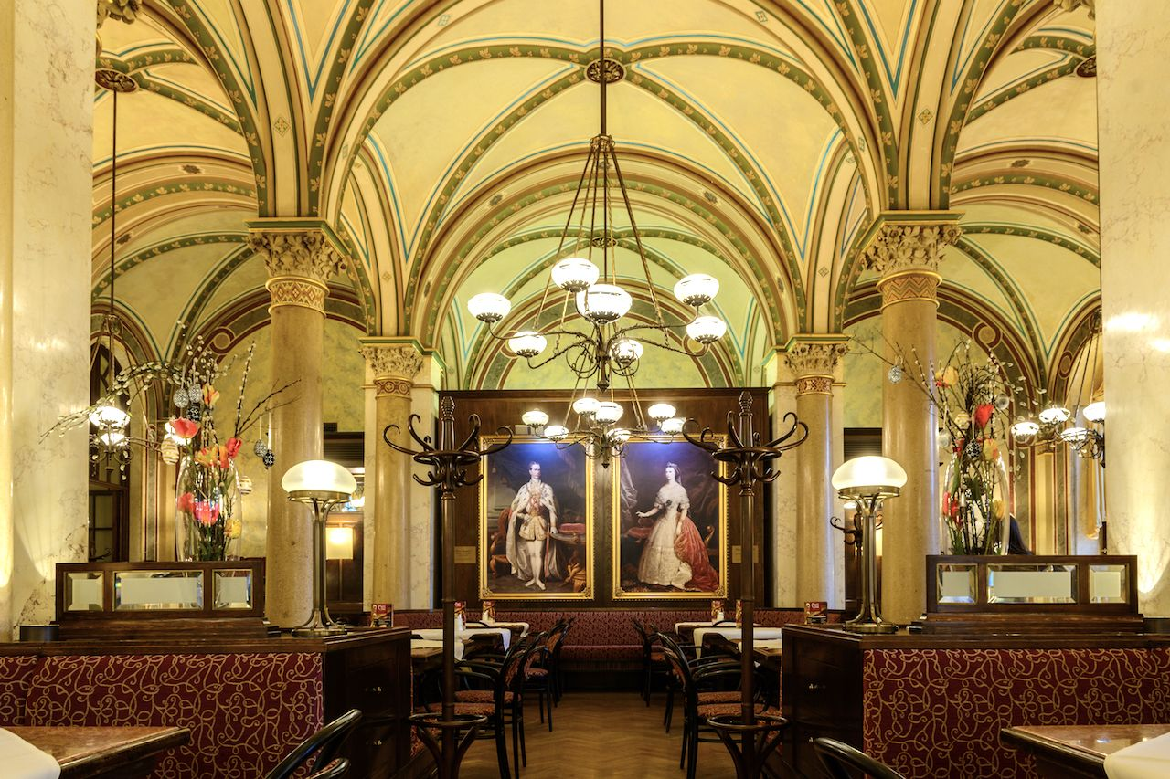 The 7 best coffee houses in Vienna