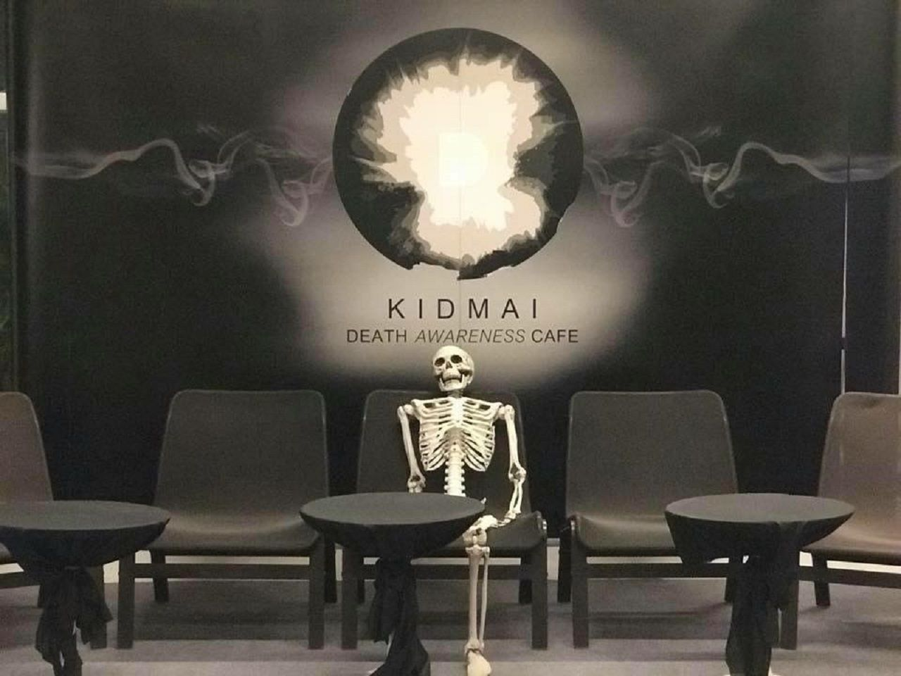Kid Mai Death Awareness Cafe in Thailand