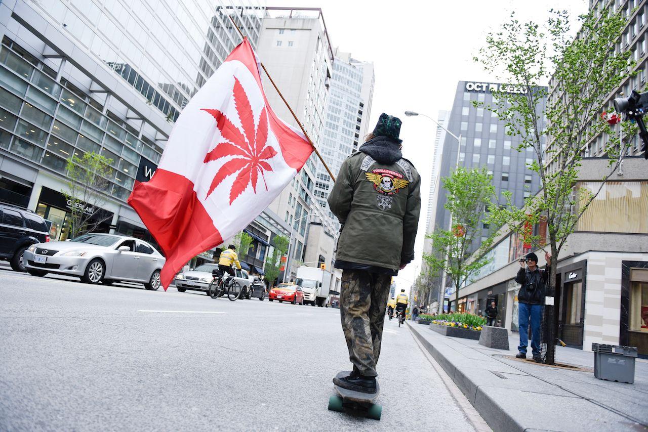 3 countries ban weed smoking abroad