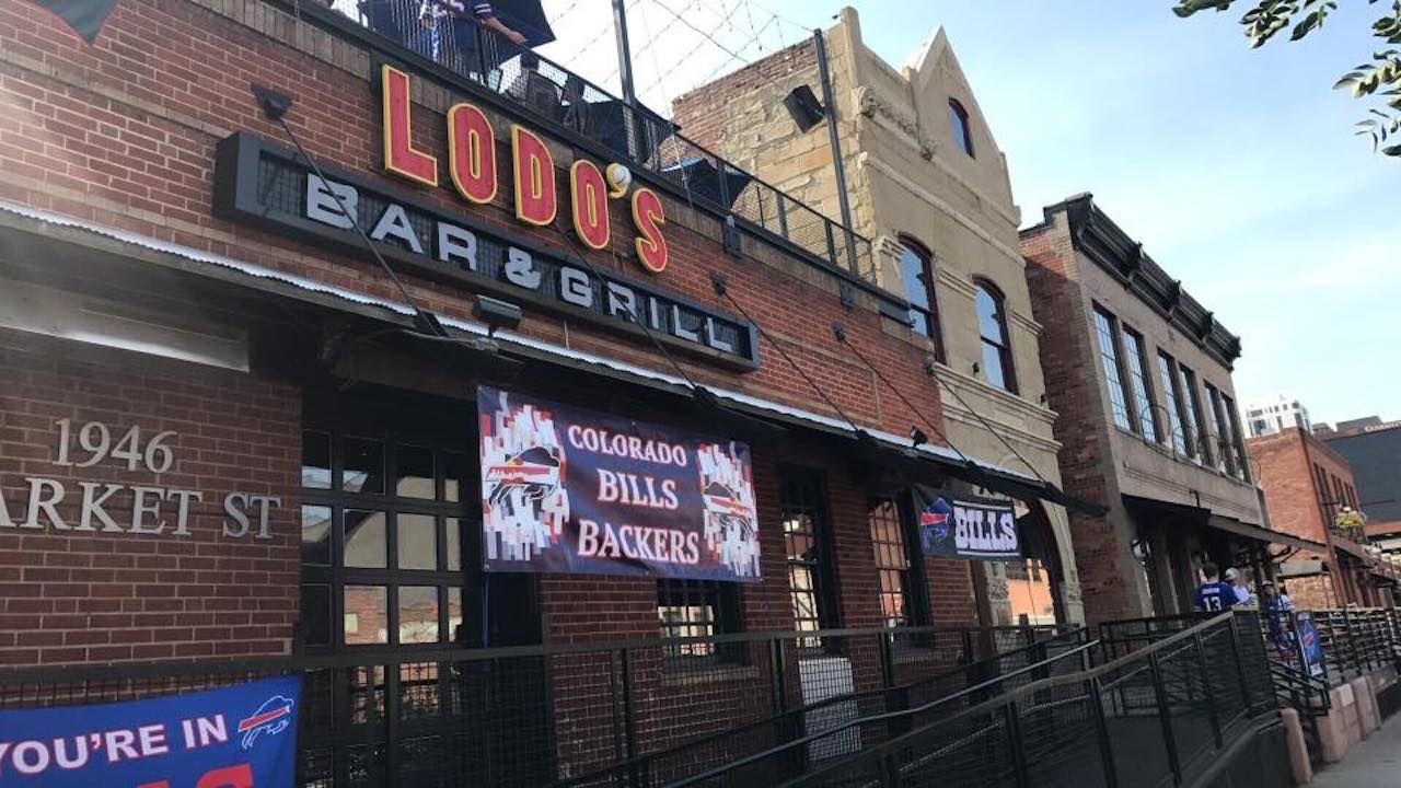 Lodo's Bar & Grill in Denver
