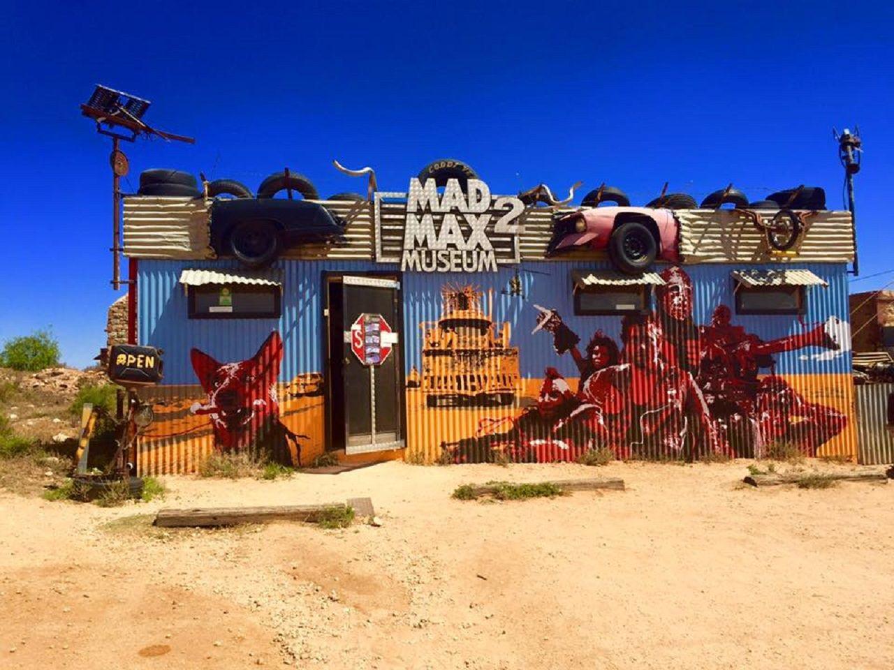 Mad Max Museum in Australia
