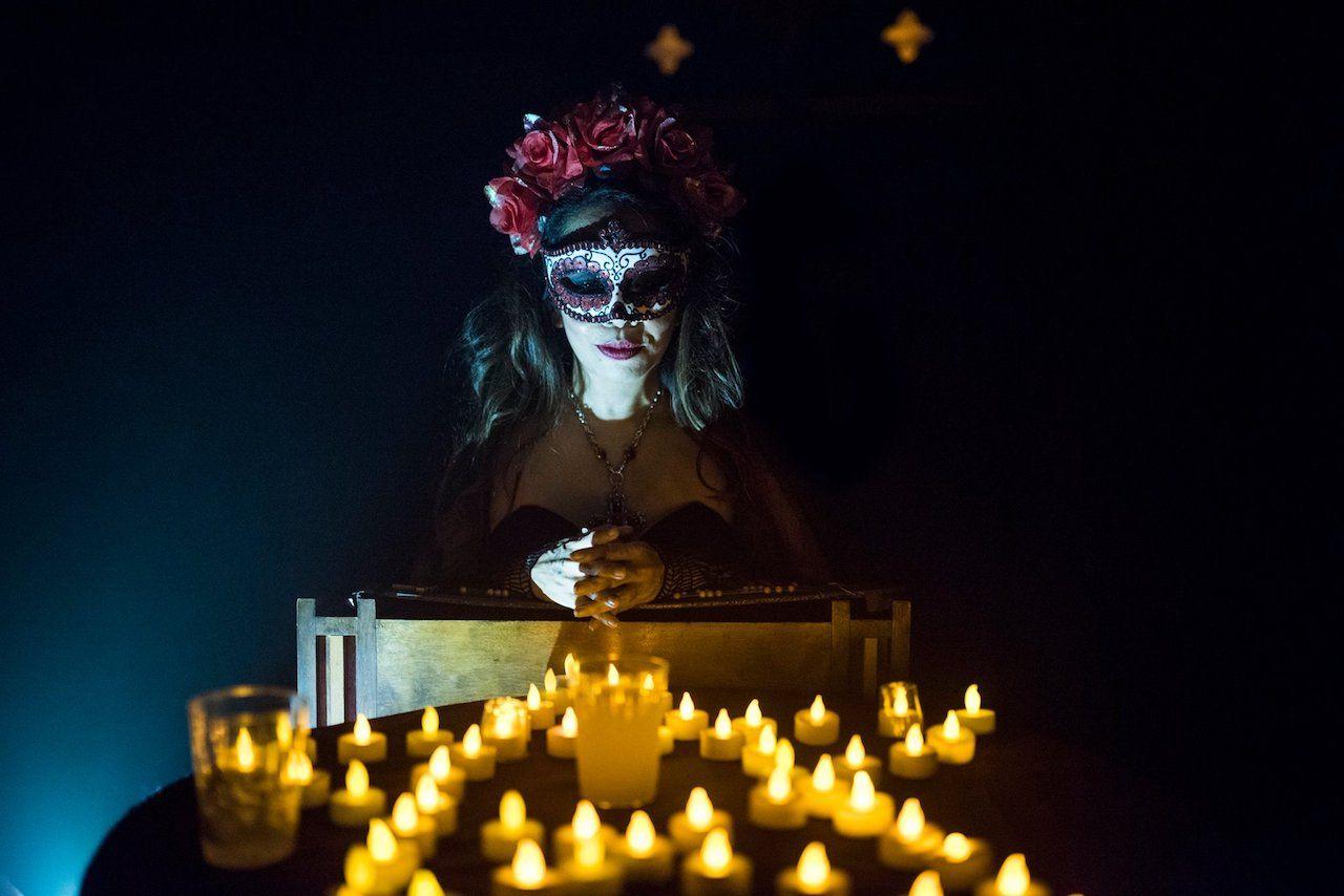 McKittrick Hotel Halloween Inferno
