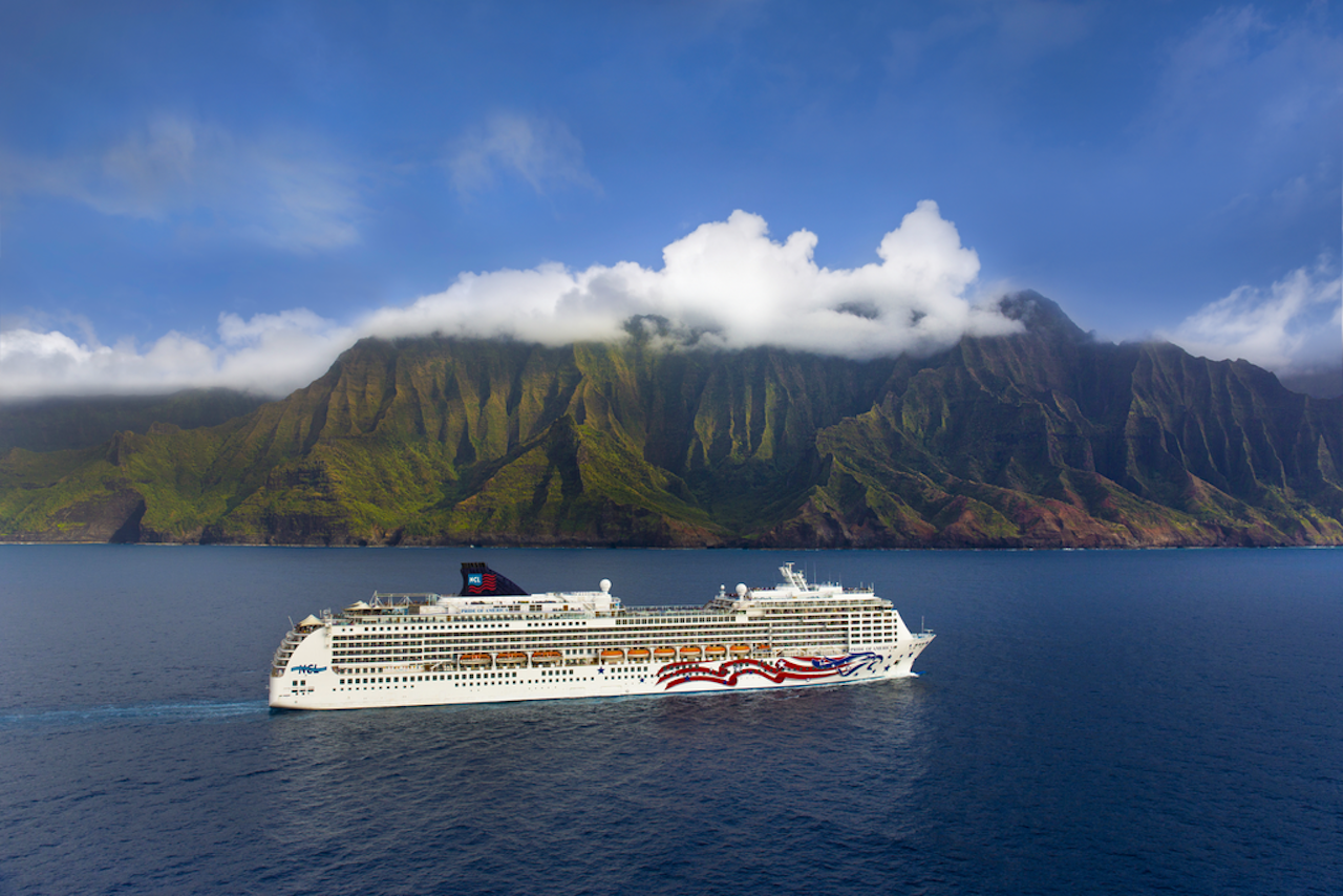 Cruise To Hawaii >> Best Hawaiian Cruises Norwegian Pride Hawaii Cruise