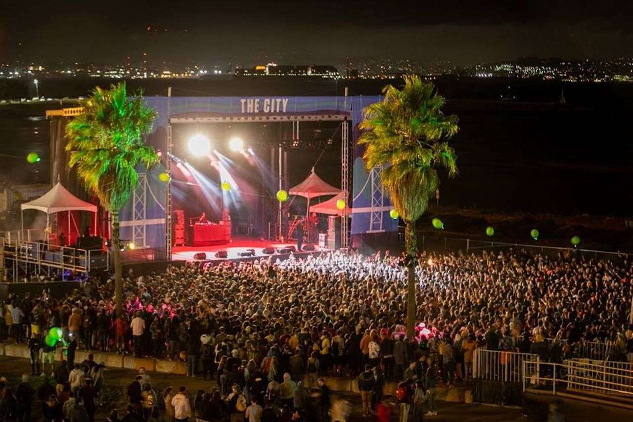 Best New Year's and winter music festivals