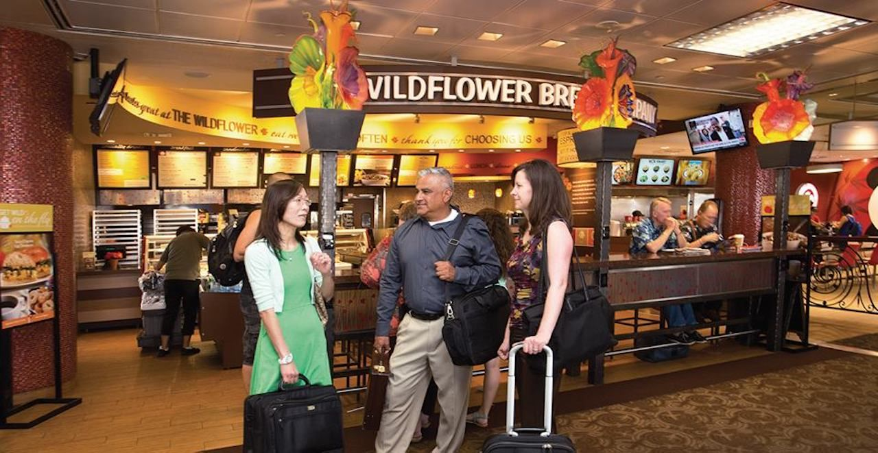 Restaurants at Phoenix Sky Harbor International Airport