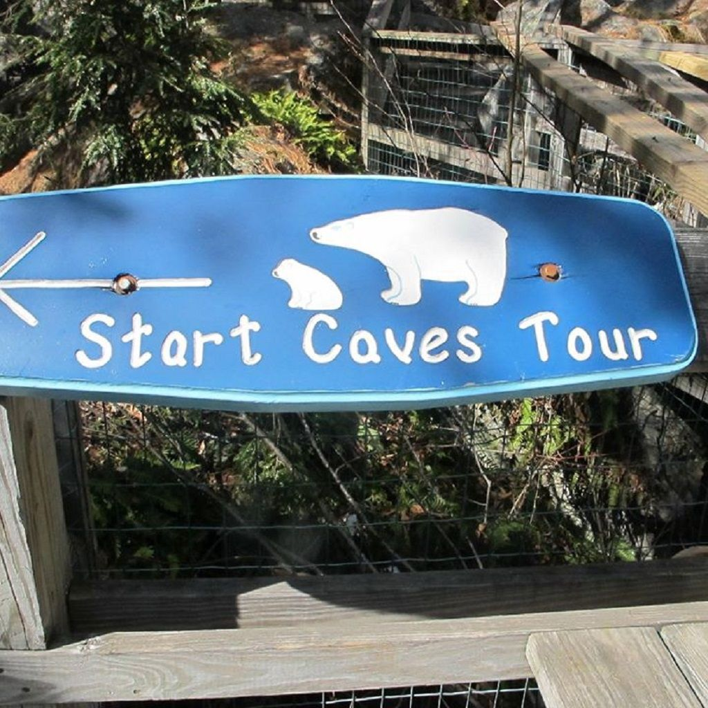 Polar Caves New Hampshire