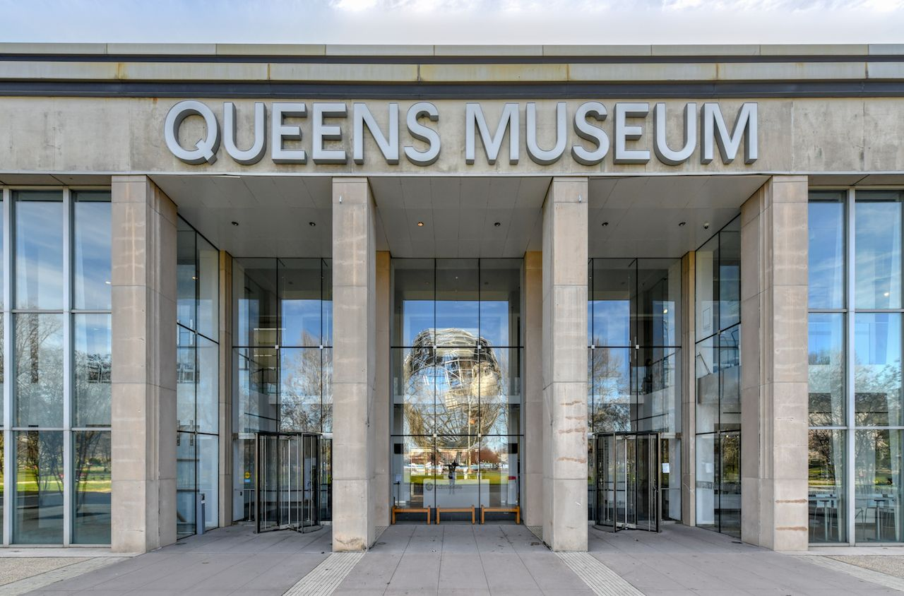 Queens Museum in Queens, New York City