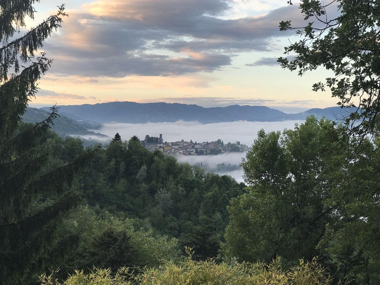 Renaissance Tuscany Il Ciocco Resort view