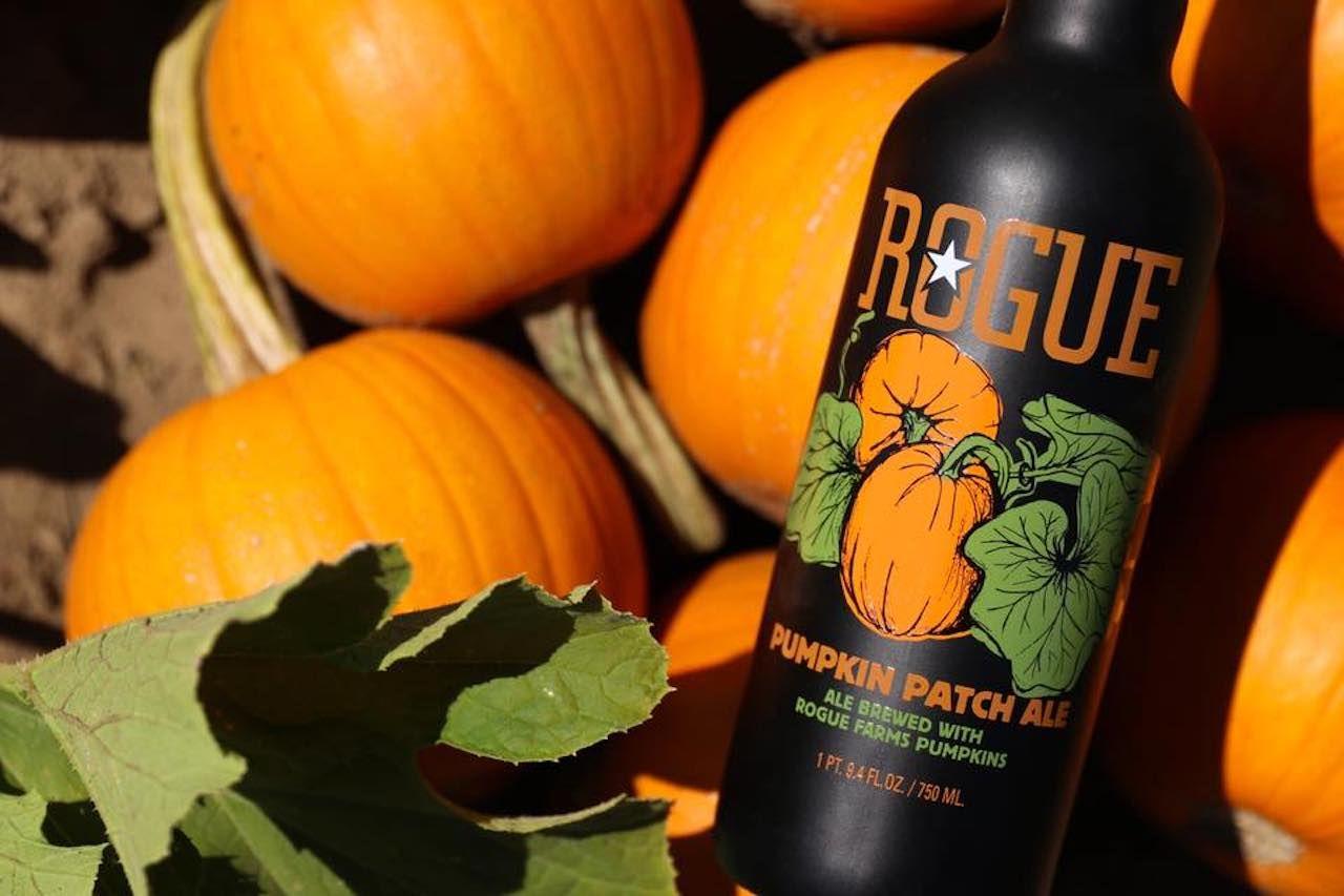 Rogue Ale's Pumpkin Patch Ale