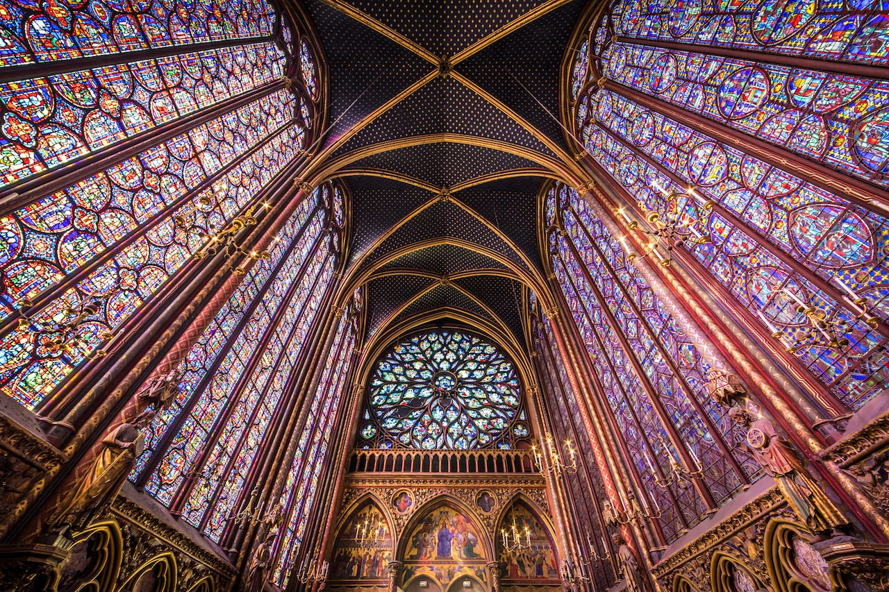 Sainte-Chapelle in France
