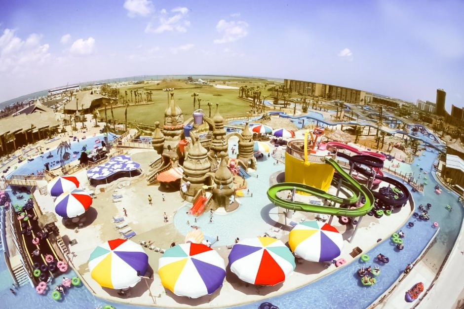 Schlitterbahn Beach Resort South Padre Island Texas