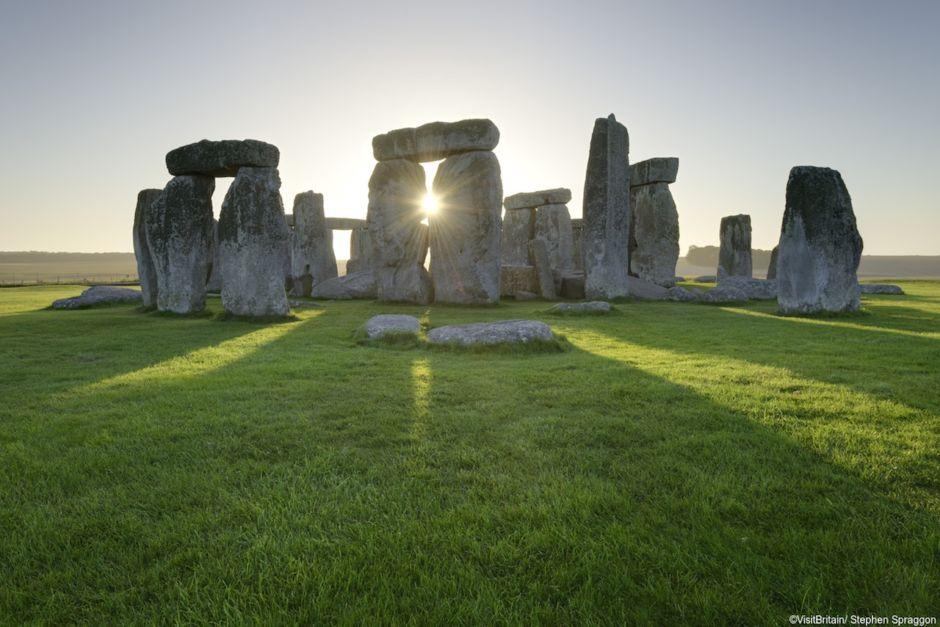 Stonehenge Visit Britain