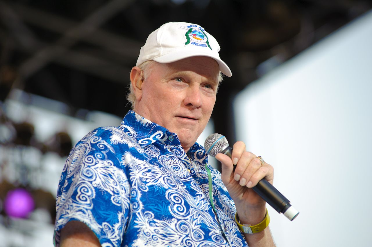 The Beach Boys performing in Rocklin, CA
