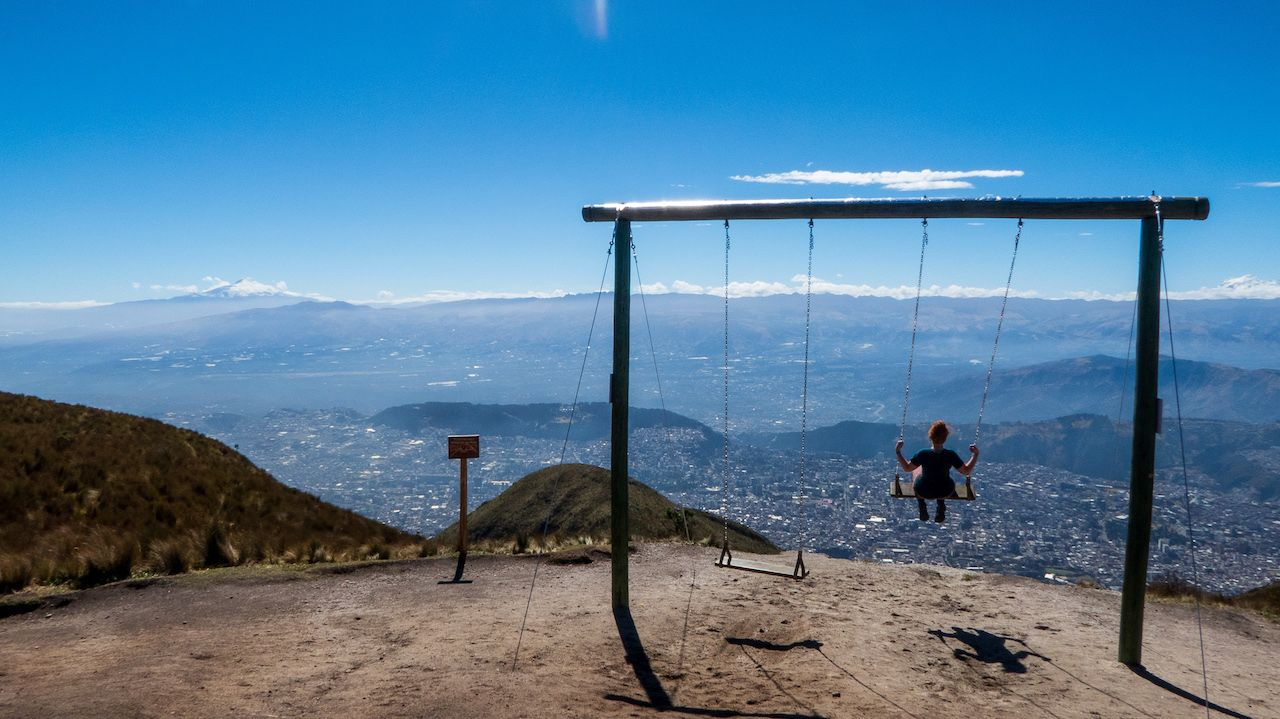 The 5 best viewpoints in Quito