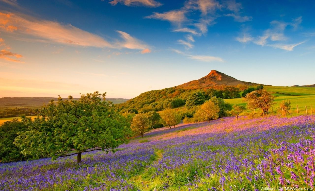 6 reasons to visit Britain in spring