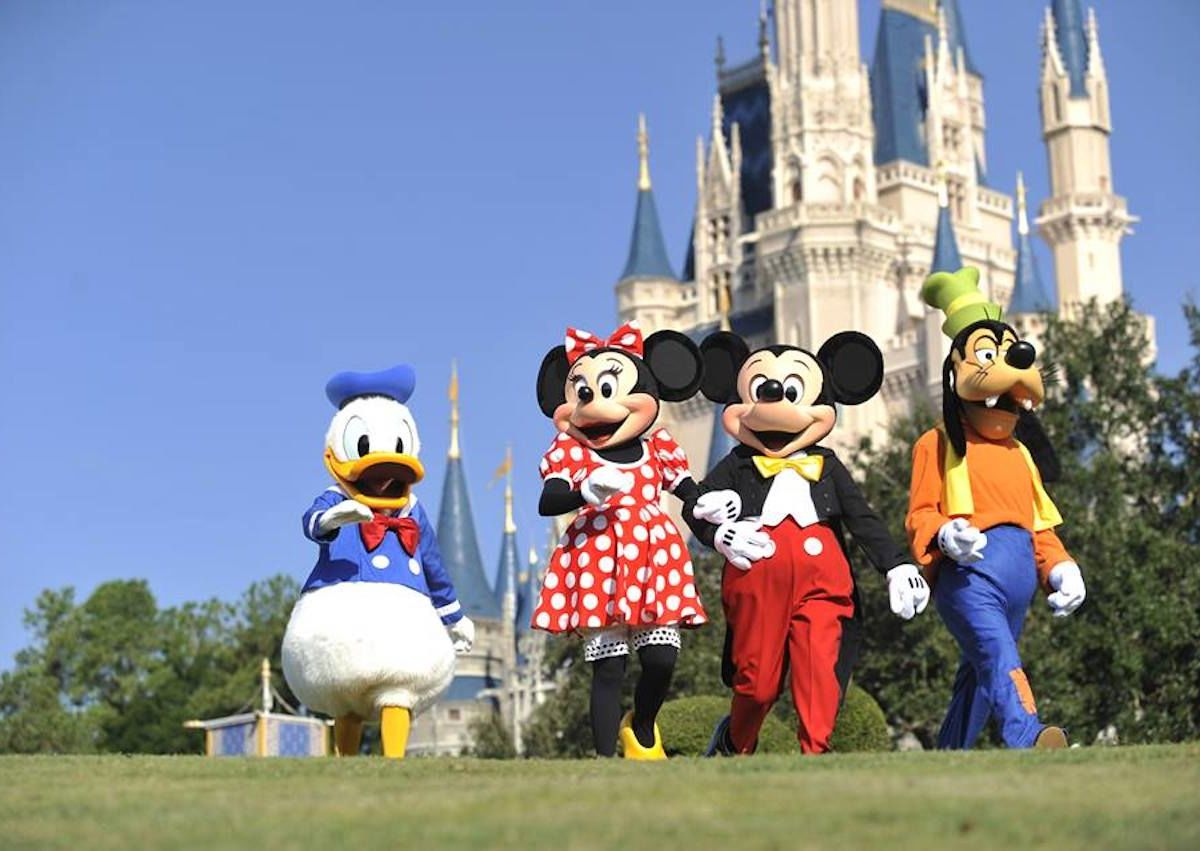 Disney World would like you to please stop spreading ashes in its parks