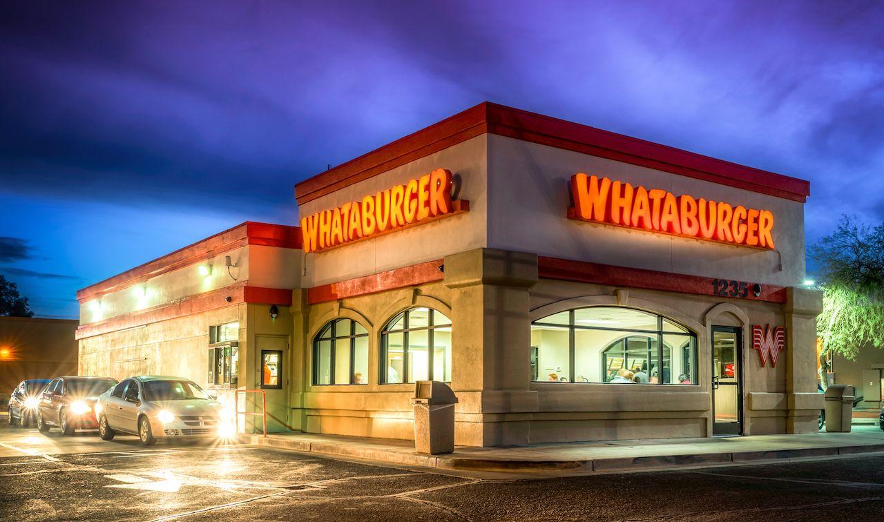 Top drunk-food restaurants in the US