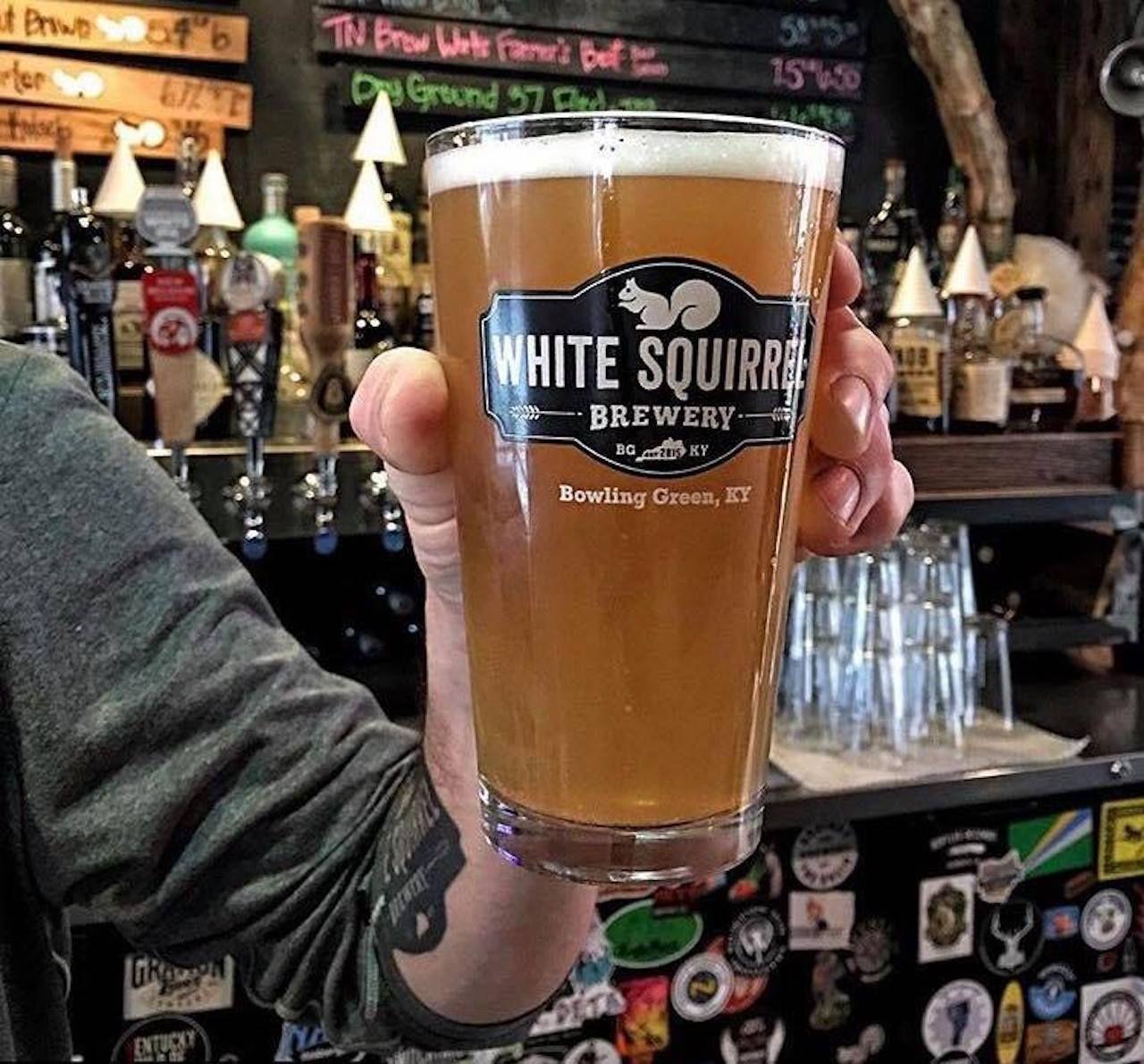 White Squirrel Brewery's Pumpkin Ale