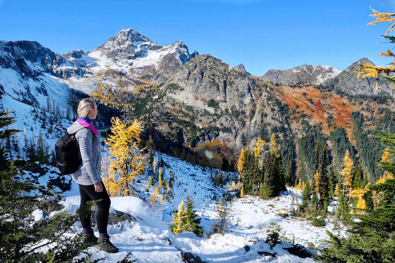 Wellness weekend in Washington state