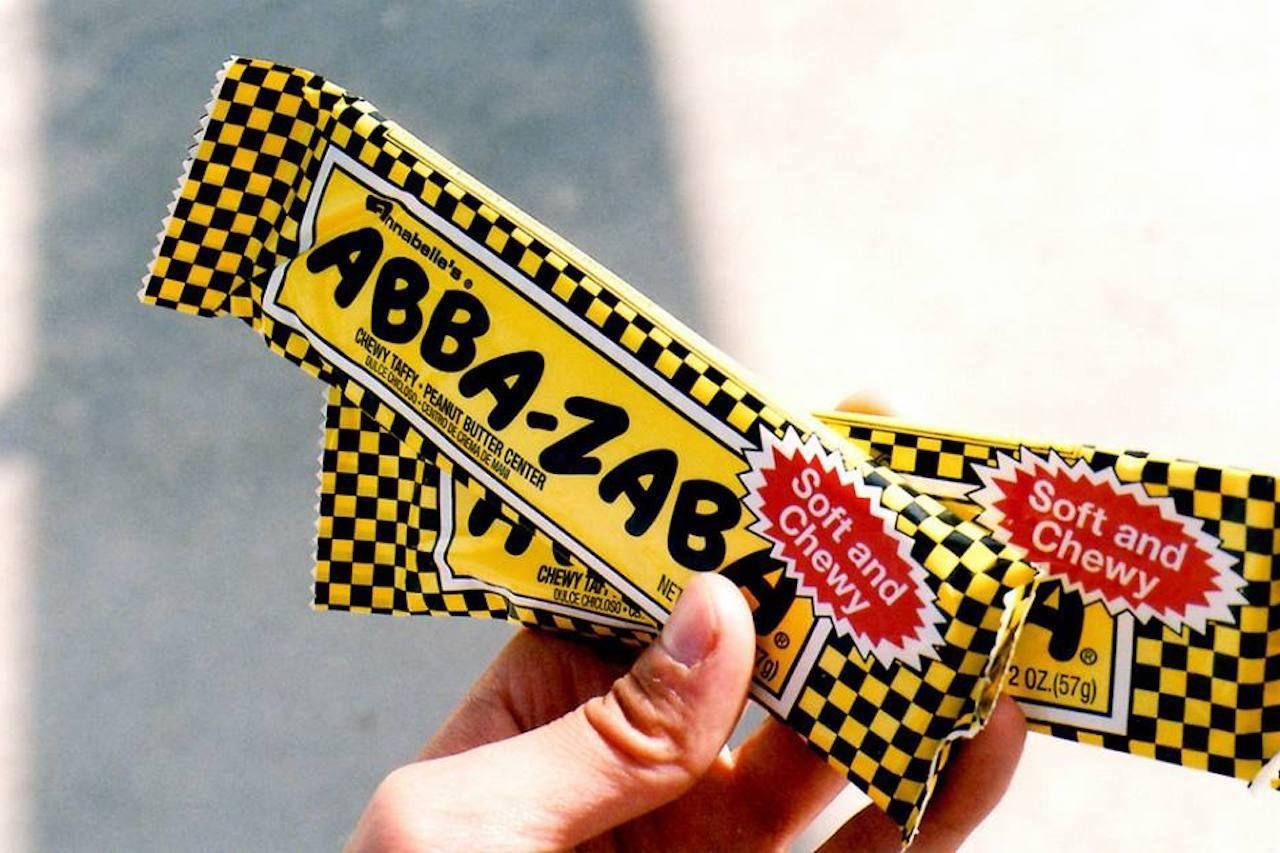 abba zabba best regional candy