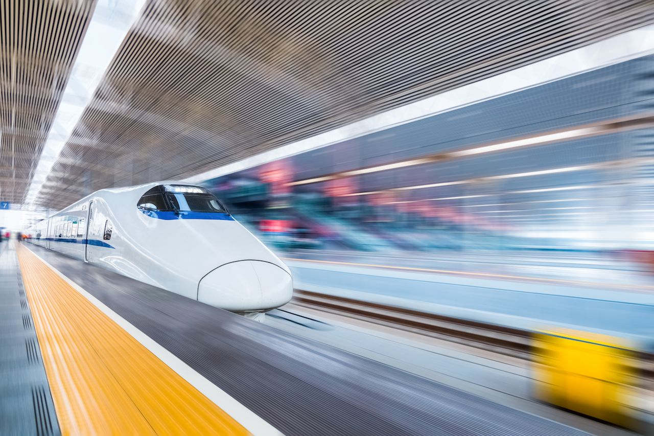 New high-speed bullet trains coming